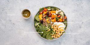 salade repas